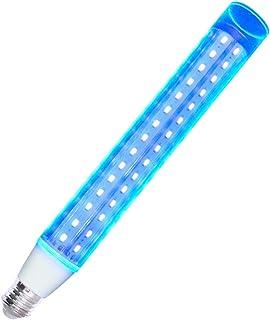 Lámpara de esterilización UV Lámpara de luz Ultravioleta Portátil UVC Tubo de luz Bombilla 28W Lámpara de desinfección Esterilización Germicida Bombilla Lámpara AC110V-220V 28W
