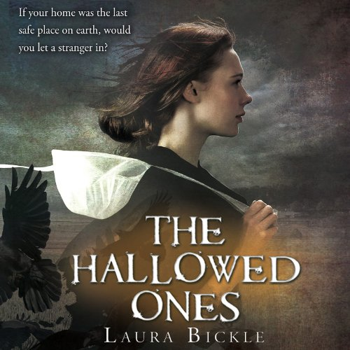 The Hallowed Ones audiobook cover art