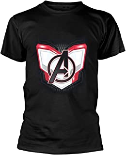 Marvel Avengers Endgame 'Space Suit' (Black) T-Shirt
