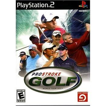 Pro Stroke Golf World Tour - PlayStation 2