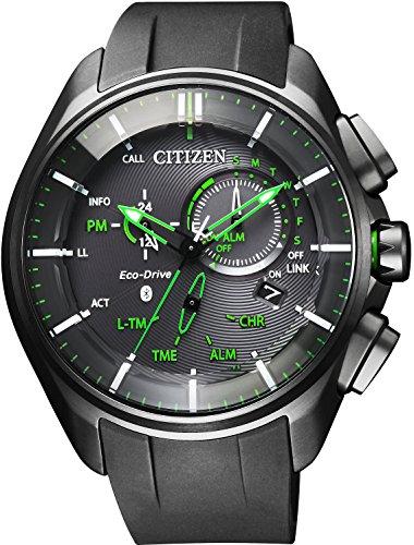 [シチズン] 腕時計 エコ・ドライブ ブルートゥース BZ1045-05E スーパーチタニウムモデル メンズ