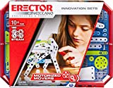 Meccano Erector, Motorized Movers S.T.E.A.M. Building Kit...