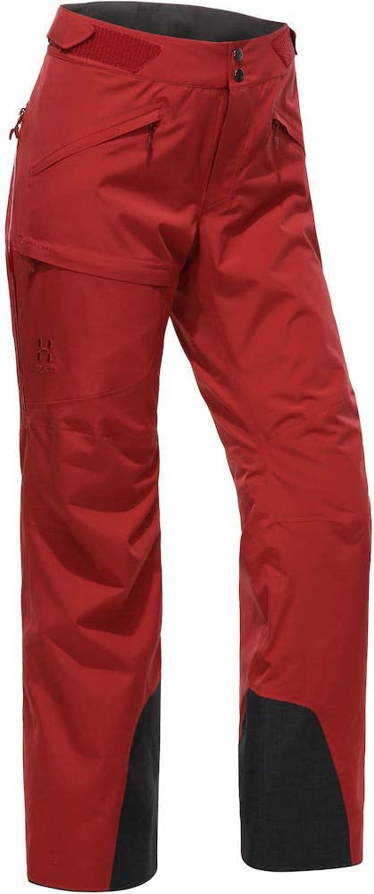 Haglöfs Women's Niva Trousers brick red