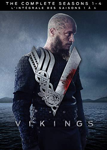 Vikings: Seasons 1-4 Box Set [DVD]