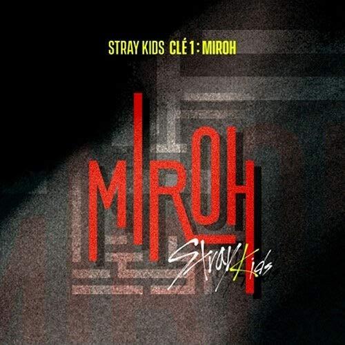 Stray Kids - 4th Mini Album [Clé 1 : MIROH] (NORMAL Ver)