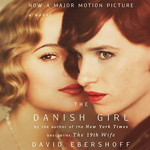 The Danish Girl audiobook cover art
