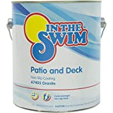 In The Swim Patio and Deck Paint Granite - 1 Gallon