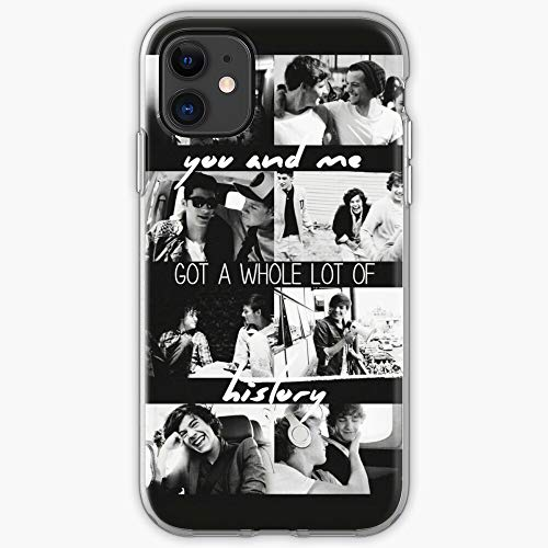 Graphic Pattern History Direction Geometric Collage Abstract One - Phone Case for iPhone 11, iPhone 11 Pro, iPhone XR, iPhone 7/8/SE 2020, Samsung Galaxy