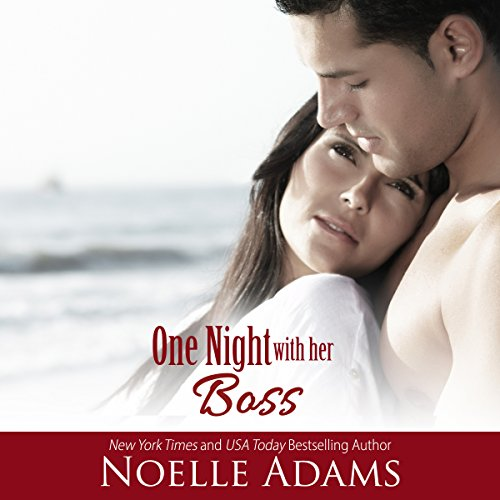 One Night with Her Boss cover art