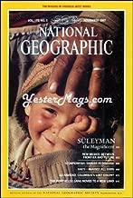 Vintage Magazine Nov 1987 National Geographic