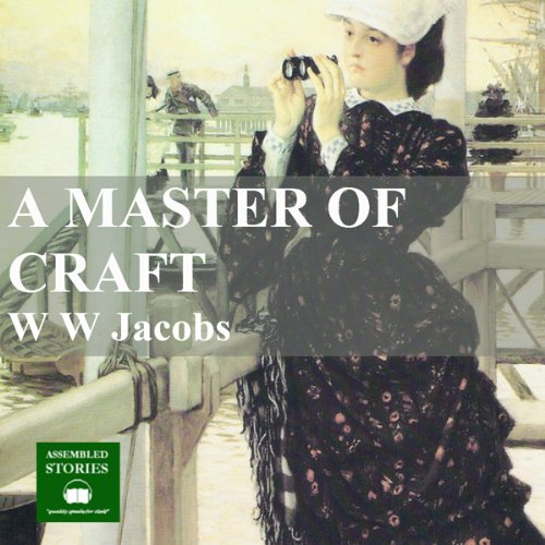 A Master of Craft audiobook cover art