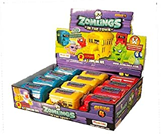 Autobús Zomlings, Serie 4 - MagicBox P00738