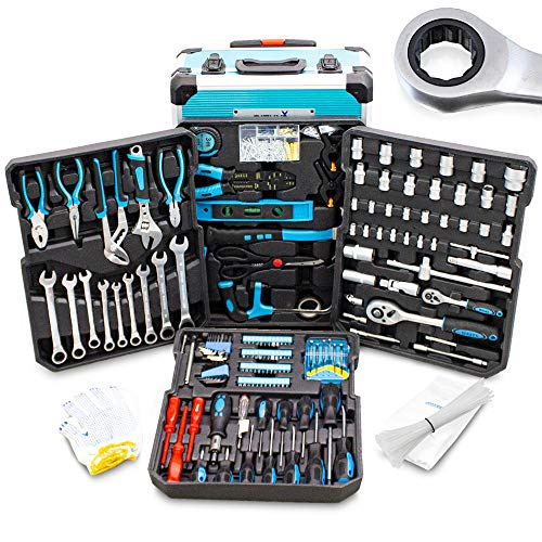 BITUXX Werkzeugkoffer 1200 teilig...