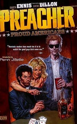 Preacher TP Vol 03 Proud Americans New Edition