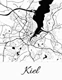 Kiel: Deine Stadt, deine Region, deine Heimat!   Notizbuch DIN A4 liniert 120 Seiten Geschenk (German Edition)