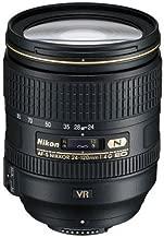 Nikon 24-120mm f/4G ED-IF AF-S NIKKOR VR Vibration Reduction NIKKOR Lens - Refurbished U.S.A.