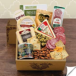 Cheese & Crackers Classic Collection Gift Box