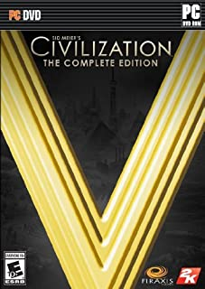 Sid Meier's Civilization V: The Complete Edition - PC by 2K Games [並行輸入品]
