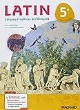 Latin 5e - Langues et cultures de l'Antiquité