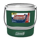 Coleman 9-Quart Party Circle Cooler, Heritage Green