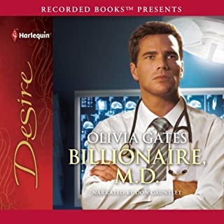 Billionaire, M.D. audiobook cover art