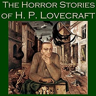 The Horror Stories of H. P. Lovecraft audiobook cover art
