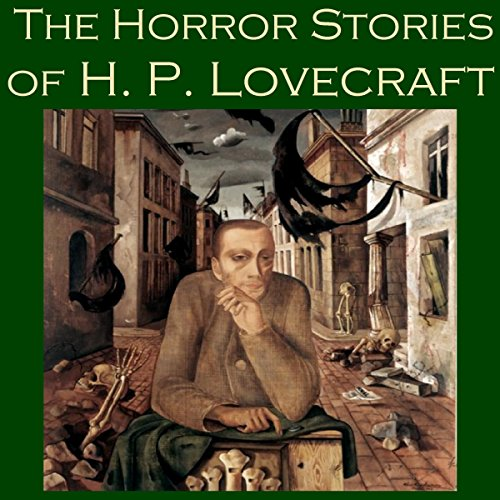 The Horror Stories of H. P. Lovecraft cover art