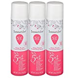 Summer's Eve Freshening Spray, Sheer Floral, pH Balanced, Dermatologist & Gynecologist Tested, 2 Ounce, Pack of 3