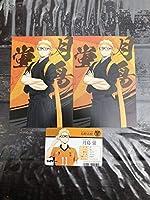 ハイキュー 月島蛍 和装応援団 ポストカード オンリーショップ カード