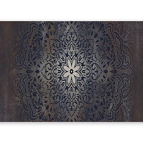 murando Papier peint intissé 800x280 cm Décoration Murale XXL Poster Tableaux Muraux Tapisserie Photo Trompe l'oeil Abstraction - Ornament f-A-0508-x-o