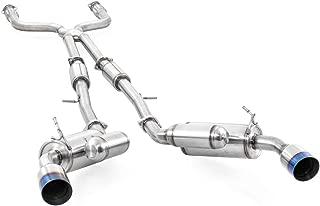 ARK Performance SM1130-0207G GRiP Exhaust System (Burnt Tip Infiniti Q50 3.0T RWD/AWD)