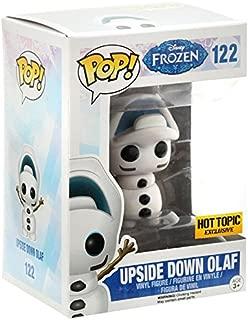 Funko Disney Frozen POP! Movies Upside Down Olaf Exclusive Vinyl Figure #122 [Hot Topic Exclusive]