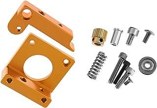 مجموعة أدوات صناعة يدوية جديدة MK8 من سبائك الألومنيوم لقطع غيار إكسسوارات الطابعة ثلاثية الأبعاد 1.75 مم من Decdeal