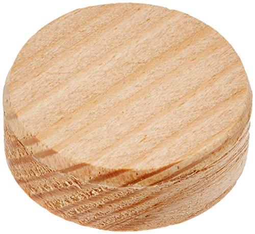 LAMELLO 157230Q Querholzscheiben Lärche, ø 30 mm, Höhe 10 mm, 1 KG