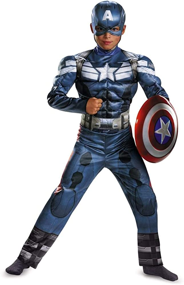 Disguise Some reservation Marvel Captain America Bargain sale The Soldier Winter Movie Capta 2