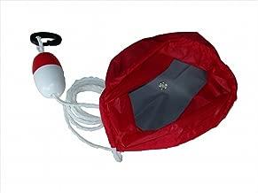 ATLANTIS(アトランティス) ピーダブリューシー アンカー バッグ RED-BIG