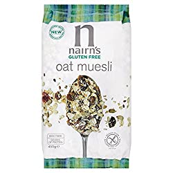 Delicious blend of oats, sultanas, sunflower seeds, flaxseed and cranberries Deliciously versatile cereal Good way to start your day