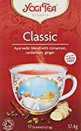 SPICE AND HERBAL TEA: A wonderful blend of sweet cinnamon, cardamom, tangy ginger, cloves and pepper inspired generations of yogis and laid the foundation for the diversity of Yogi Tea´s Ayurvedic tea blends CAFFEINE FREE TEA: Naturally free from caf...