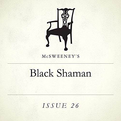 Black Shaman audiobook cover art