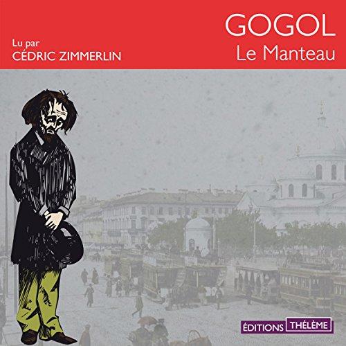 Le manteau audiobook cover art