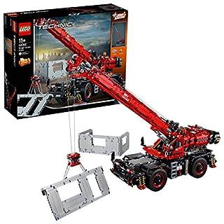 LEGO Technic Geländegängiger Kranwagen (42082), Bauspielzeug (B0792RDN2Z) | Amazon price tracker / tracking, Amazon price history charts, Amazon price watches, Amazon price drop alerts