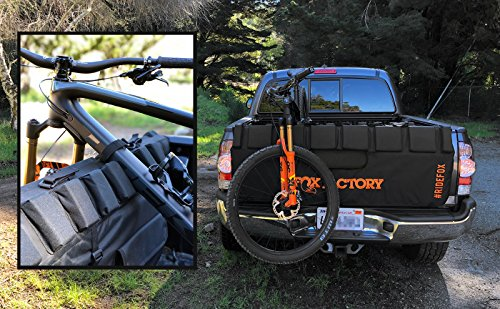 61 in-Ferno Lg//XL RaceFace Tailgate Pad