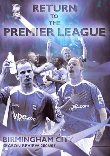 Birmingham City FC - Season Review 2007 - Return To The Premier League [DVD]