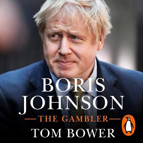 Boris Johnson cover art
