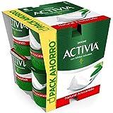 Danone Activia - Yogur Natural Azucarado 8x125g