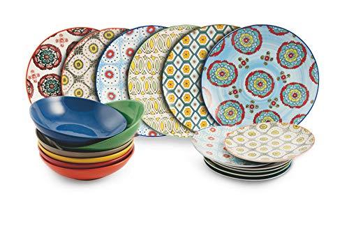Villa d'Este Home Tivoli 5902993 - Servicio de mesa, porcelana