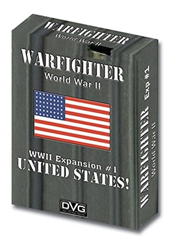 Warfighter WW 2 – Expansion #1: United States