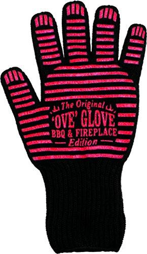 Durandal Guanti per Barbecue 1 unità Ove' Glove | Guanti ignifughi Accessori Barbecue | Guanti BBQ Resistenti Fino a 250° | Guanti Forno Professionali