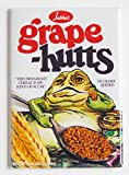 Star Wars 'Grape Hutts Cereal Box' Fridge Magnet (2 x 3 inches)
