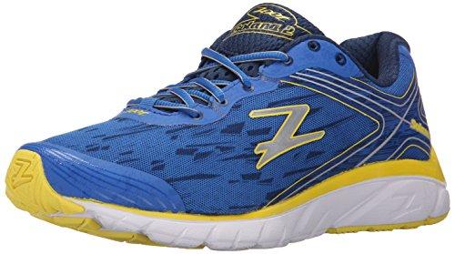 Zoot Zoot SOLANA 2 Herren Laufschuh - Zapatillas de running Hombre, Blau (Zoot Blue/Navy/Pure Yellow), 42